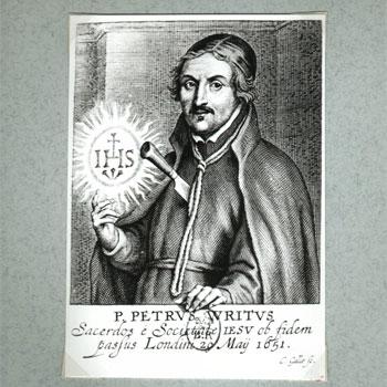 blaženi Peter Wright - duhovnik, redovnik in mučenec